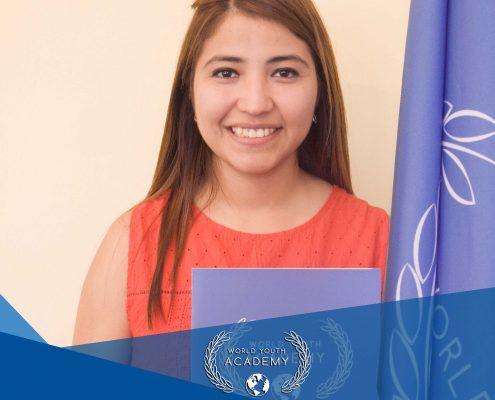Adelfa Gissell Paz Lopez - Honduras