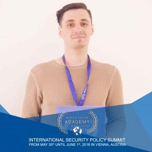 Dănuț Alexandru Crainic - Romania