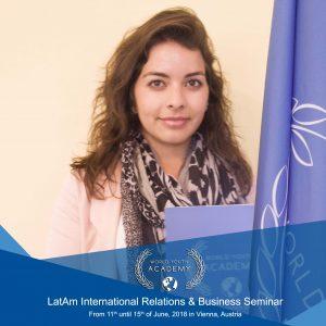 Daniela Ramírez Vega - Costa Rica