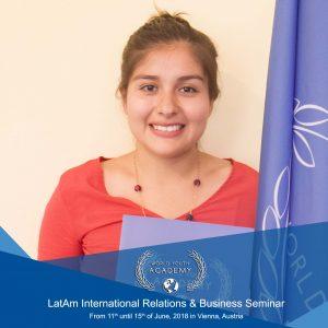 Dhilery Alejandra García Hernández - Mexico