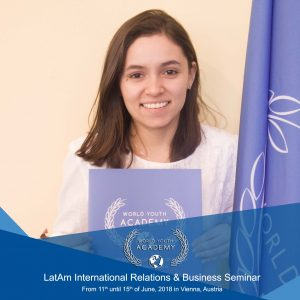 Maria Camila Peralta - Nicaragua