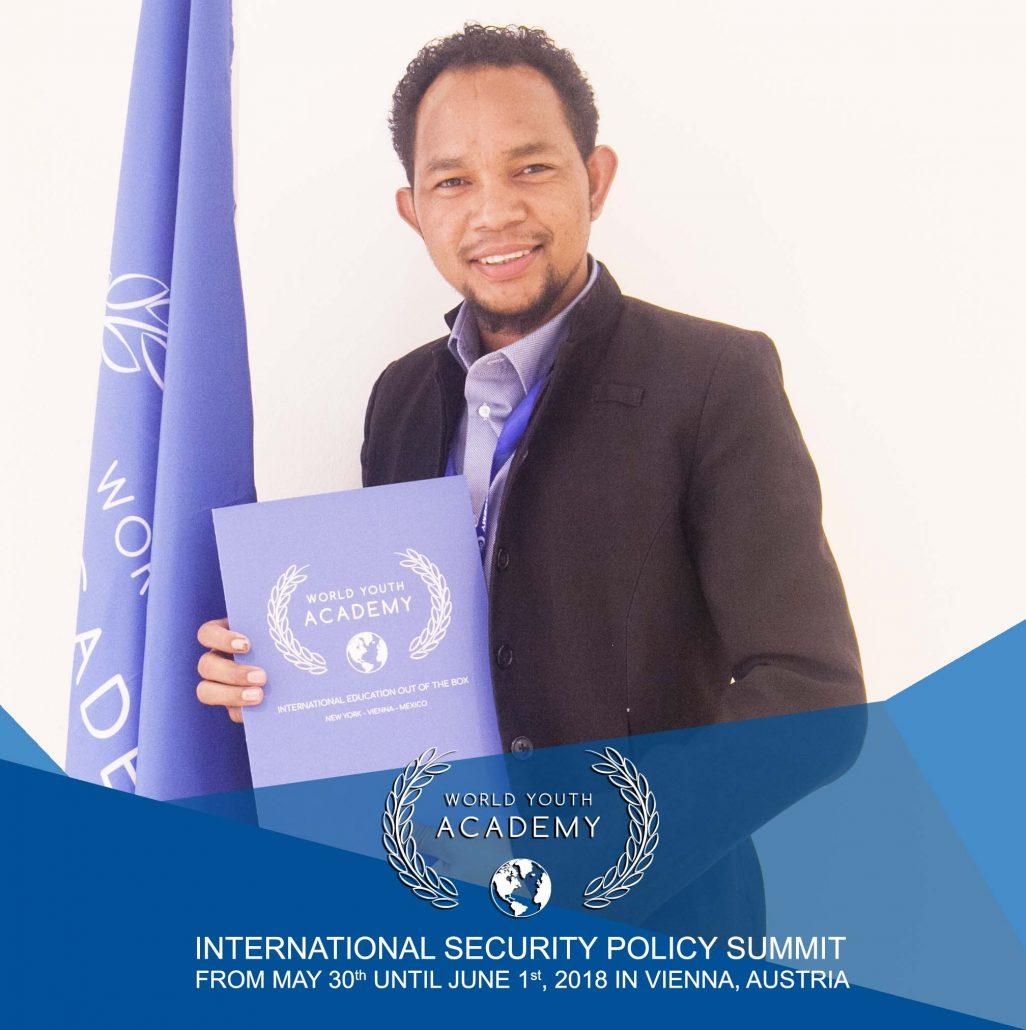 Mateus Lemos Soares - Timor-Leste