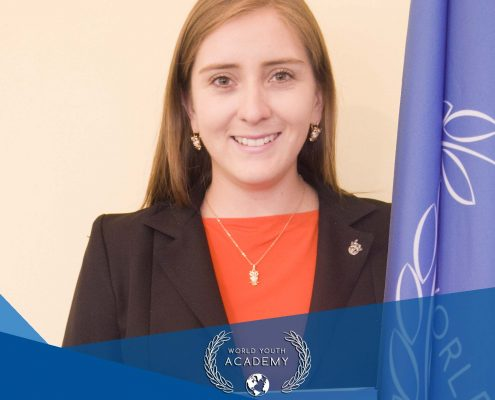Vanessa Cázares Luquín - Mexico