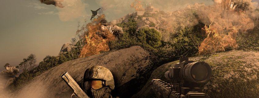 War videogame