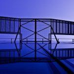 architecture, fence, border