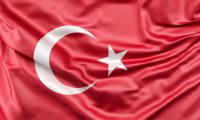 flag of turkey, flag, turkey